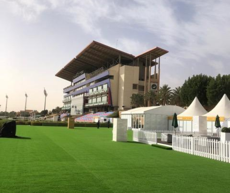 The Saudi Cup Grandstand